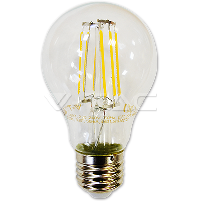 LED Λαμπτήρες E27 FILAMENT