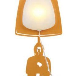 Απλίκα Παιδικό Φωτιστικό Luxtik Buddha