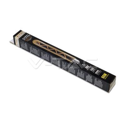 ΛΑΜΠΑ LED E27 T30 7W ΘΕΡΜΟ ΛΕΥΚΟ AMBER COVER V-TAC71447144-box