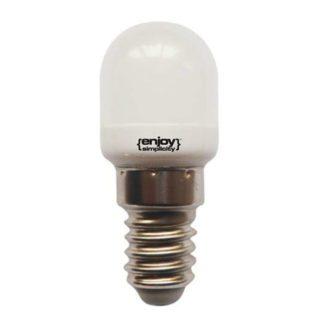 Λάμπα led ψυγείου οπάλ E14 1.5W 230V 3000k θερμό λευκό