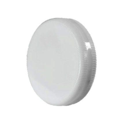 Λάμπα led GX53 5W 230V ντιμαριζόμενη 6500k ψυχρό λευκό
