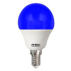 Λάμπα led P45 σφαιρική Ε14 1.8W 230V μπλε φως δέσμης 160° enjoy simplisity 15000h