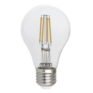 Λάμπα led dream fillament E27 A60 4W 230V κίτρινο φως