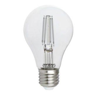 Λάμπα led dream fillament E27 A60 4W 230V μπλε φως