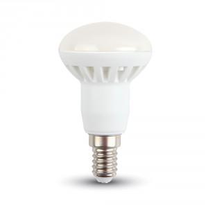 ΛΑΜΠΑ LED E14 6W R50 ΘΕΡΜΟ ΛΕΥΚΟ V-TAC4243