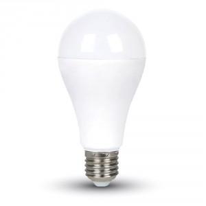 ΛΑΜΠΑ LED E27 15W A65 200° ΦΥΣΙΚΟ ΛΕΥΚΟ V-TAC