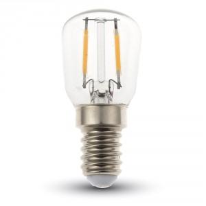 ΛΑΜΠΑ LED E14 2W ST26 ΘΕΡΜΟ ΛΕΥΚΟ FILAMENT V-TAC4444