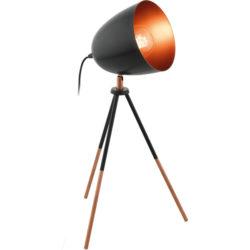 Επιτραπέζιο μεταλλικό φωτιστικό CHESTER 49385