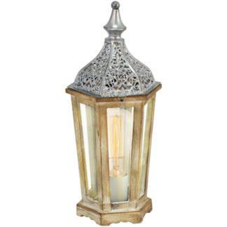Επιτραπέζιο φωτιστικό KINGHORN 49277