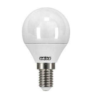 Λάμπα led σφαιρική E14 3.4W θερμό λευκό φως EL731250