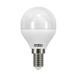 Λάμπα led σφαιρική E14 5.5W ψυχρό λευκό φως EL736470