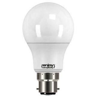 Λάμπα led B22 9.5W θερμό λευκό φως EL722802