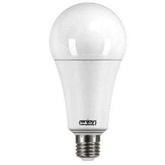 Λάμπα led E27 20W θερμό λευκό φως EL712024