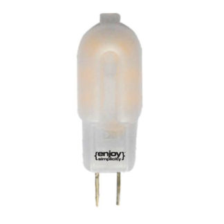 Λάμπα led G4 πλαστική 2,5W ψυχρό λευκό φως EL104126
