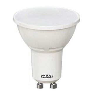 Λάμπα led GU10 Ø50mm 3W 230V 2700k θερμό λευκό φως