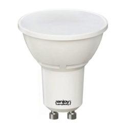 Λάμπα led GU10 Ø50mm 3W 230V 4000k ενδιάμεσο λευκό φως EL102104