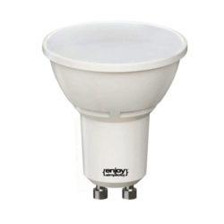 Λάμπα led GU10 5W ενδιάμεσο λευκό φως EL105104