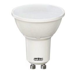 Λάμπα led GU10 6W ψυχρό λευκό φως EL106106