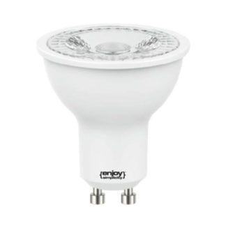 Λάμπα led GU10 7W θερμό λευκό φως EL807580