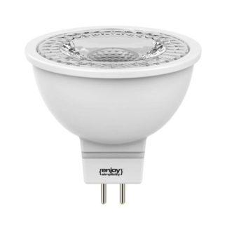 Λάμπα led MR16 GU5.3 5W θερμό λευκό φως EL816370
