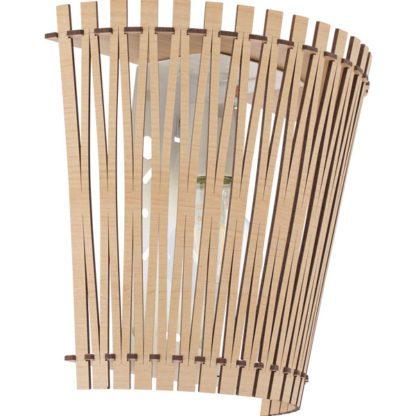Απλίκα SENDERO 96195 από ξύλο σφενδάμου