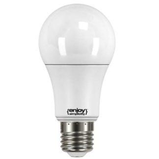 Λάμπα led Ε27 8,6W με δυνατότητα αλλαγής απόχρωσης του φωτός EL101101