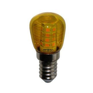 Λάμπα led νυκτός E14 2W κίτρινο φως EL775111