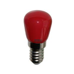 Λάμπα led νυκτός T25 E14 2W κόκκινο φως EL775105