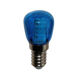 Λάμπα led νυκτός T25 E14 2W μπλε φως EL775106