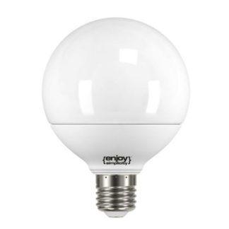 Λάμπα led Globe G95 E27 9.5W θερμό λευκό φως EL749806