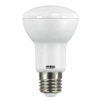 Λάμπα led R63 E27 8W θερμό λευκό φως τύπου καθρέπτη EL763600