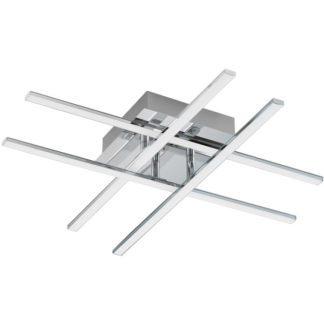 Φωτιστικό οροφής-απλίκα LASANA 1 95568