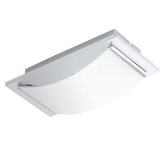 Φωτιστικό οροφής-τοίχου μπάνιου WASAO1 94881 μονόφωτο χρώμιο