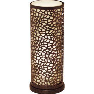 Επιτραπέζιο φωτιστικό ALMERA 89116 καφέ