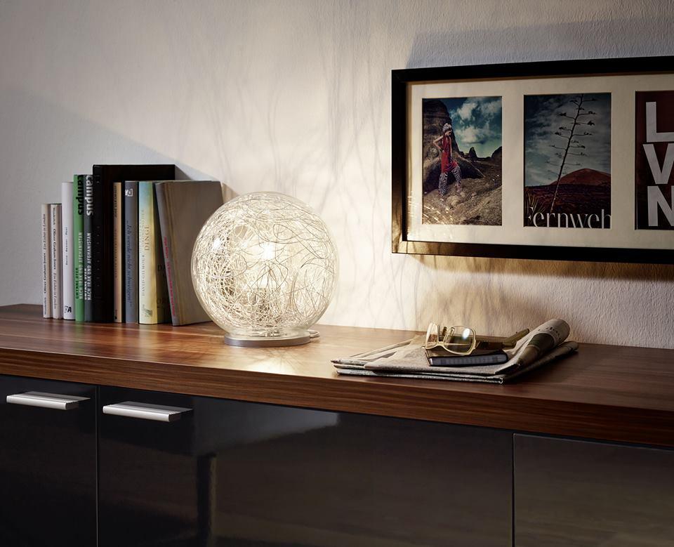 Επιτραπέζιο φωτιστικό LUBERIO 93075 με σύρματα