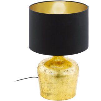 Επιτραπέζιο φωτιστικό MANALBA 95386 μαύρο-χρυσό H380mm