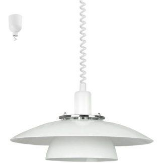Κρεμαστό φωτιστικό BRENDA 87057 λευκό Ø360mm