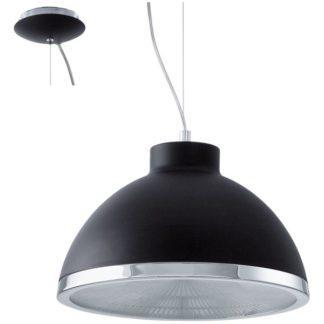Κρεμαστό φωτιστικό DEBED 92134 μαύρο Ø350mm