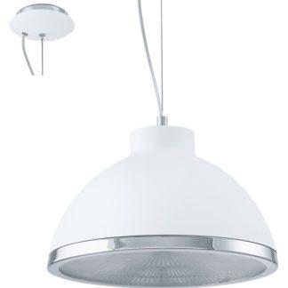 Κρεμαστό φωτιστικό DEBED 92136 λευκό Ø350mm