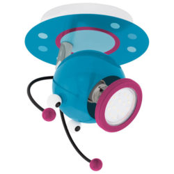 Παιδικό φωτιστικό σποτ τοίχου LED μονόφωτο 95941