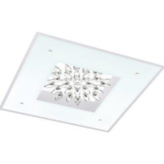 Φωτιστικό οροφής-τοίχου τετράγωνο BENALUA 93575 L570mm