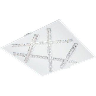 Φωτιστικό οροφής-τοίχου τετράγωνο SORRENTA 93764 L290mm