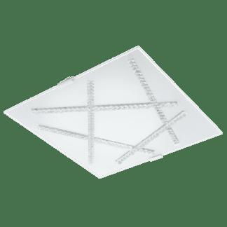 Φωτιστικό οροφής-τοίχου τετράγωνο SORRENTA 93765 L365mm