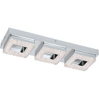 Φωτιστικό οροφής-τοίχου FRADELO 95656 τρίφωτο