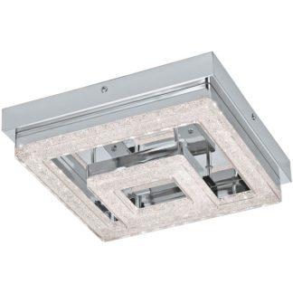 Φωτιστικό οροφής-τοίχου FRADELO 95659 μονόφωτο