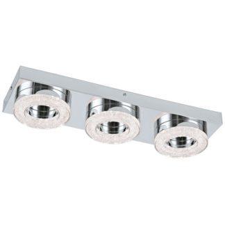 Φωτιστικό οροφής-τοίχου FRADELO 95663 τρίφωτο