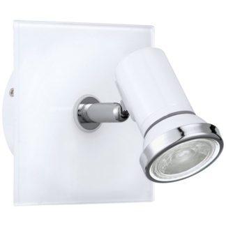 Απλίκα μπάνιου σποτ TAMARA1 95993 λευκό