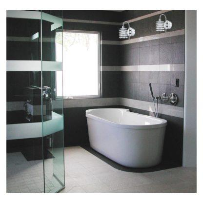 Απλίκα μπάνιου ALMONTE 94879 με κρυστάλλους (2)