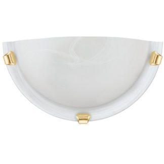 Απλίκα SALOME 7187 λευκό-χρυσαφί