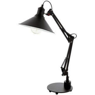 Επιτραπέζιο φωτιστικό CHANTRY 94679 μαύρο
